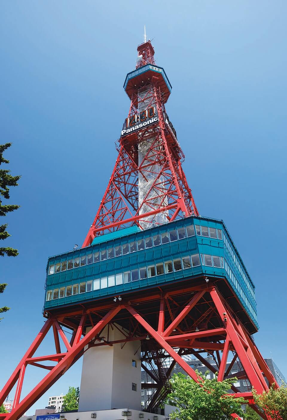 さっぽろテレビ塔北海道ご当地限定ジグソーパズルシリーズパズル